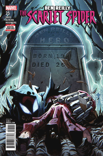 Ben Reilly: Scarlet Spider #25