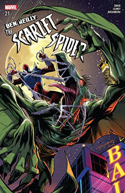 Ben Reilly: Scarlet Spider #21