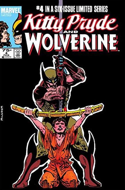 Kitty Pryde and Wolverine #4 (VF)
