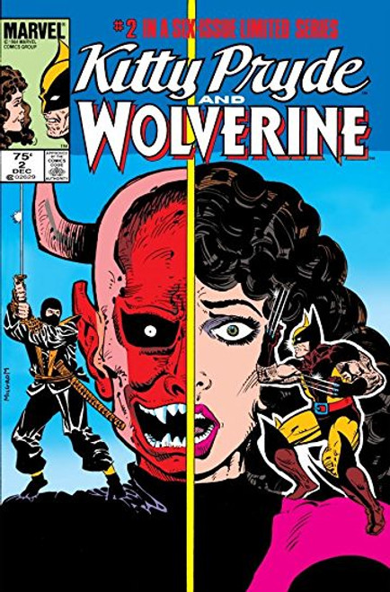 Kitty Pryde and Wolverine #2 (Fine)