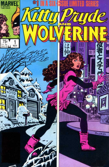 Kitty Pryde and Wolverine #1 (Fine/Fine-)