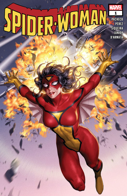 Spider-Woman #1 (Fine/Fine+) Cover A