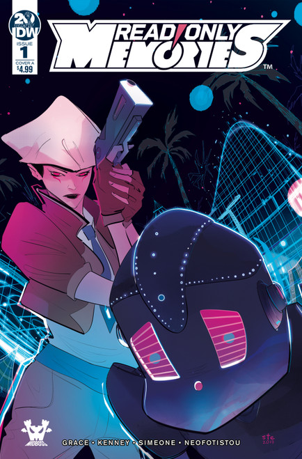 Read Only Memories #1 Cover A