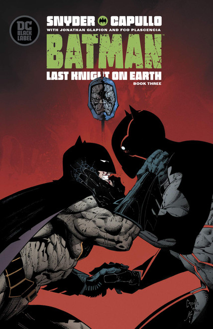 Batman: Last Knight On Earth #3 Cover A