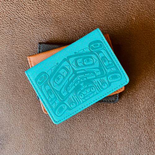 Card Wallet - Raven Box