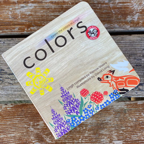 Children Book - Colors - Lingìt