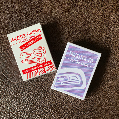 Formline Playing Cards