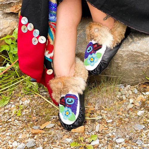 Moccasin Tops Adult