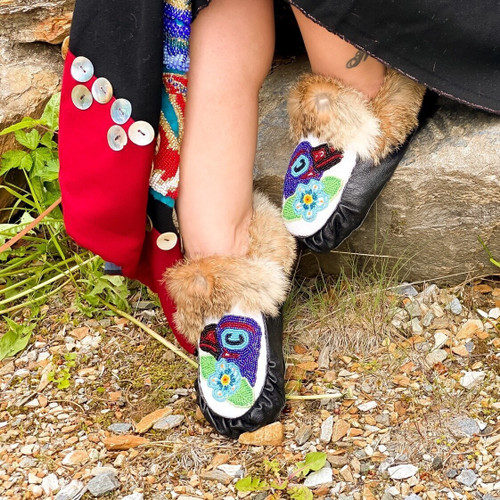 Moccasin Tops Child