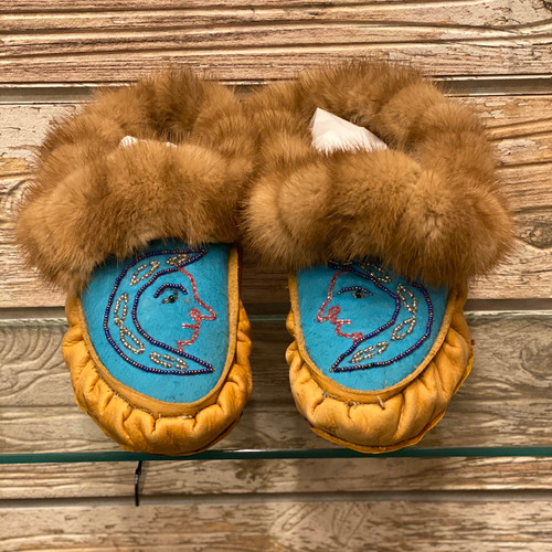 Moccasin Size 7