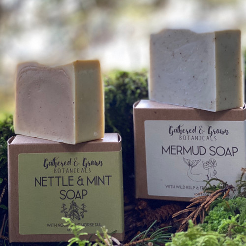 Botanical Soap Bar