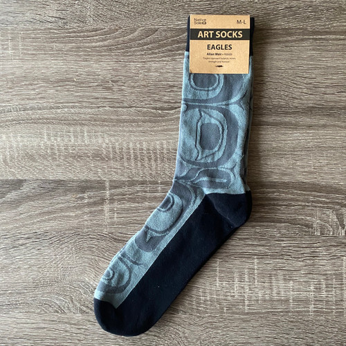 Art Socks Eagle