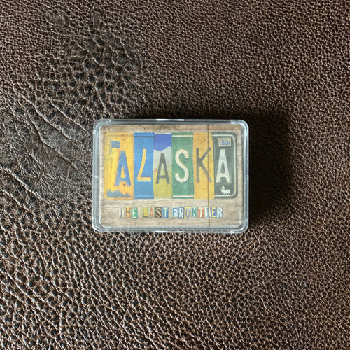 AK Plate Playing Cards