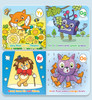 READING EGGS - REGGIE & FRIENDS BATH BOOKS BUNDLE