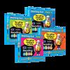 Mini Book Pack Bundle 1 (packs 1-4)