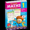 Mathseeds: 200 Essential Maths Skills for Year 1