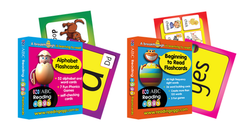 Flashcards Bundle - OUT OF STOCK