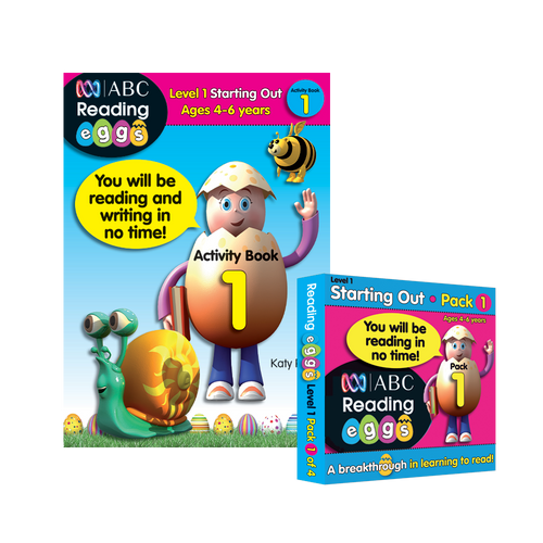 Activity Book and Mini Book Pack Bundle 1
