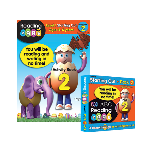 Activity Book and Mini Book Pack Bundle 2