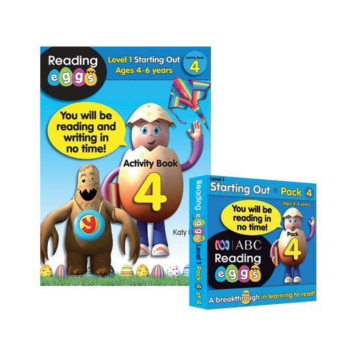 Activity Book and Mini Book Pack Bundle 4