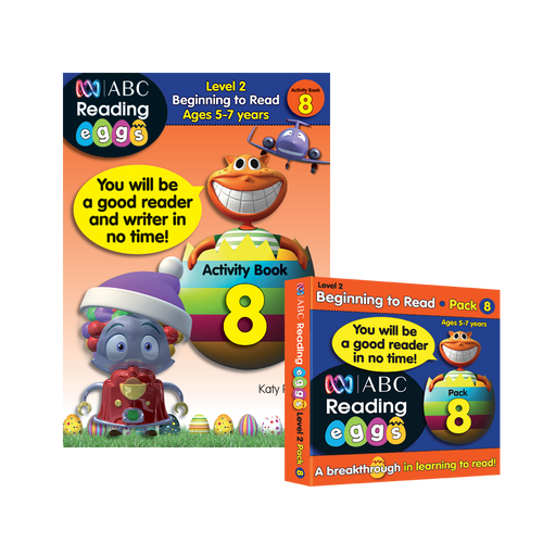 Activity Book and Mini Book Pack Bundle 8