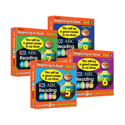 Mini Book Pack Bundle 2 (packs 5-8)