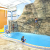 PARKER RECREATION AQUATIC CLIMBING WALL