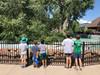 Denver Zoo monkey observation