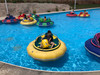 Bumper boats at Boondocks