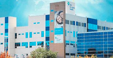 CHI St. Luke             s Memorial Hospital