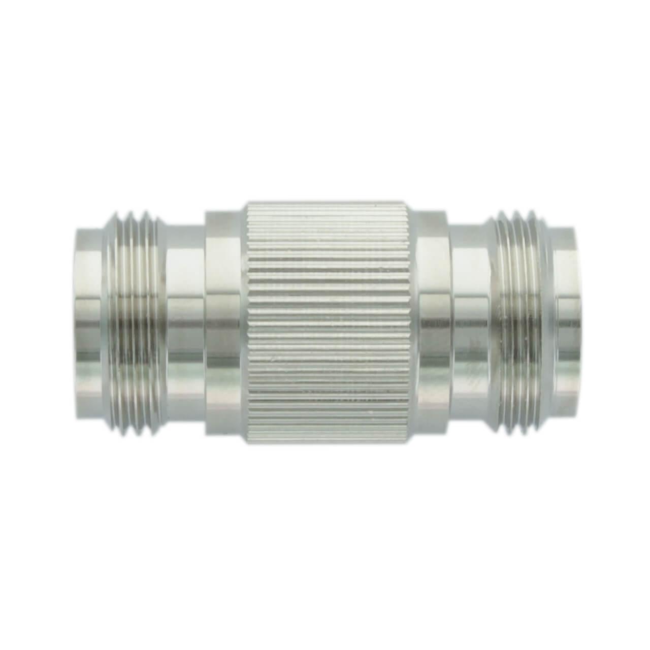 N-female to N-female Barrel Connector