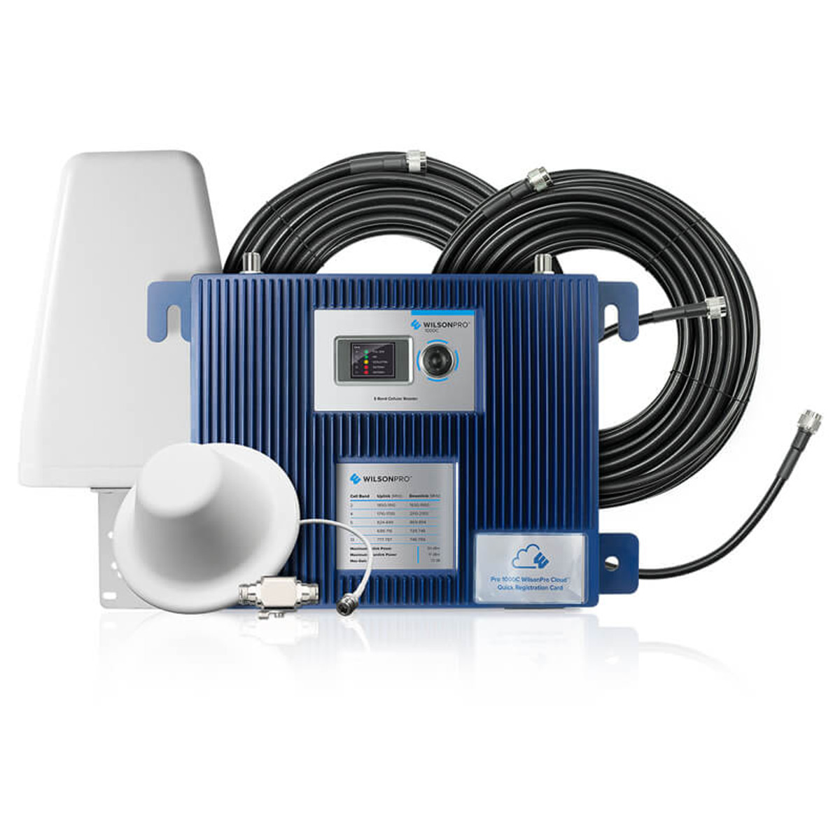 Wilson Pro 1000C Commercial Signal Booster Kit   460242