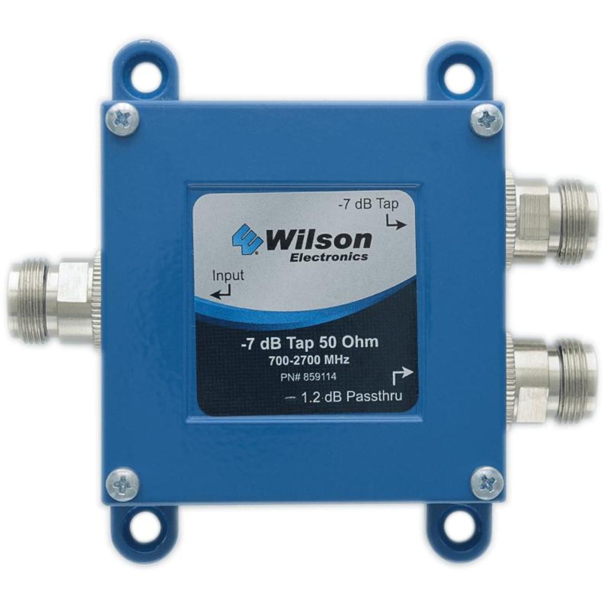 Wilson Electronics Wilson Electronics -7dB Tap Wide Band 50 Ohm or 859114