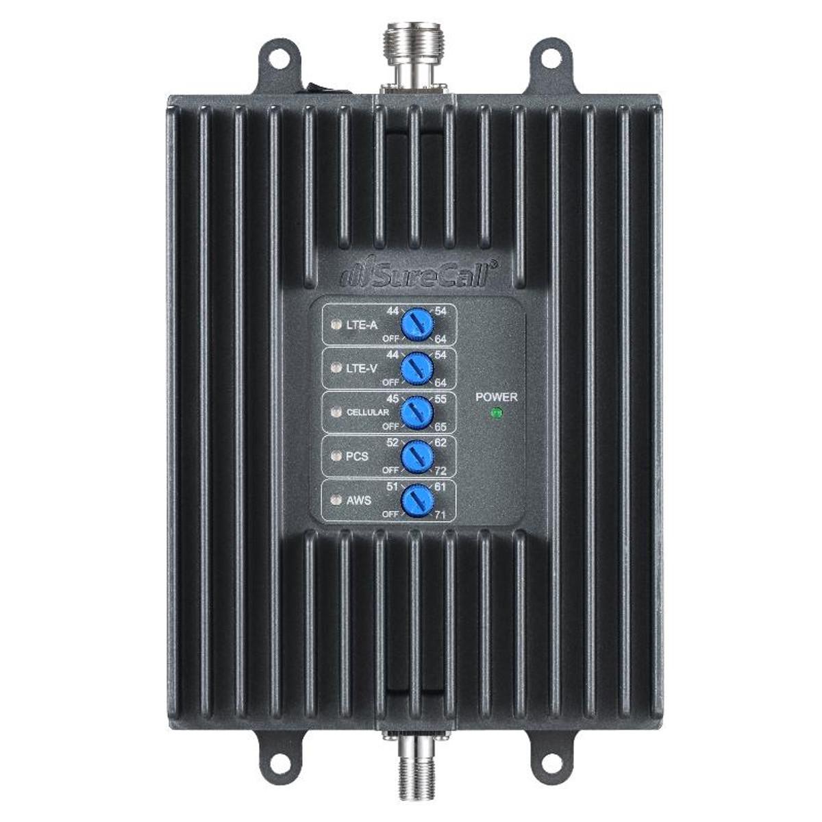 SureCall SureCall Fusion4Home 3.0 Canada Signal Booster with Yagi/Whip Antennas