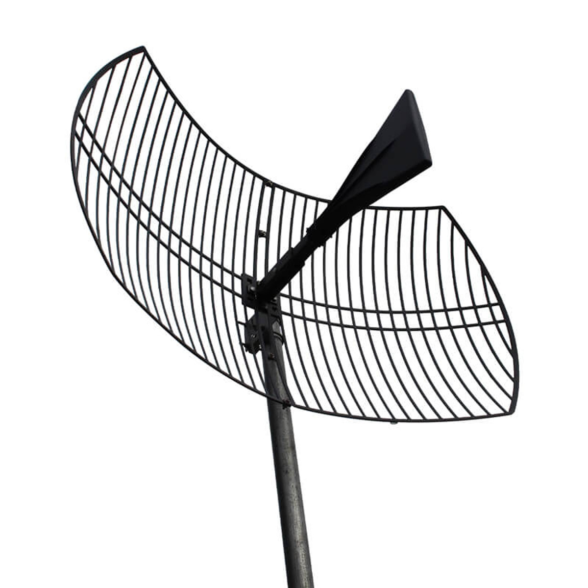 Bolton Technical UltraGain 26 Directional High Gain Cellular Antenna - Side View
