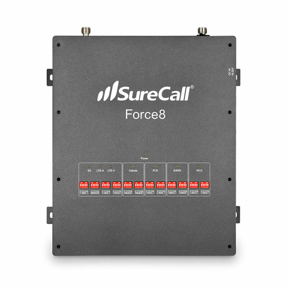 SureCall SureCall Force8 Industrial 3G, 4G LTE and 5G Signal Booster