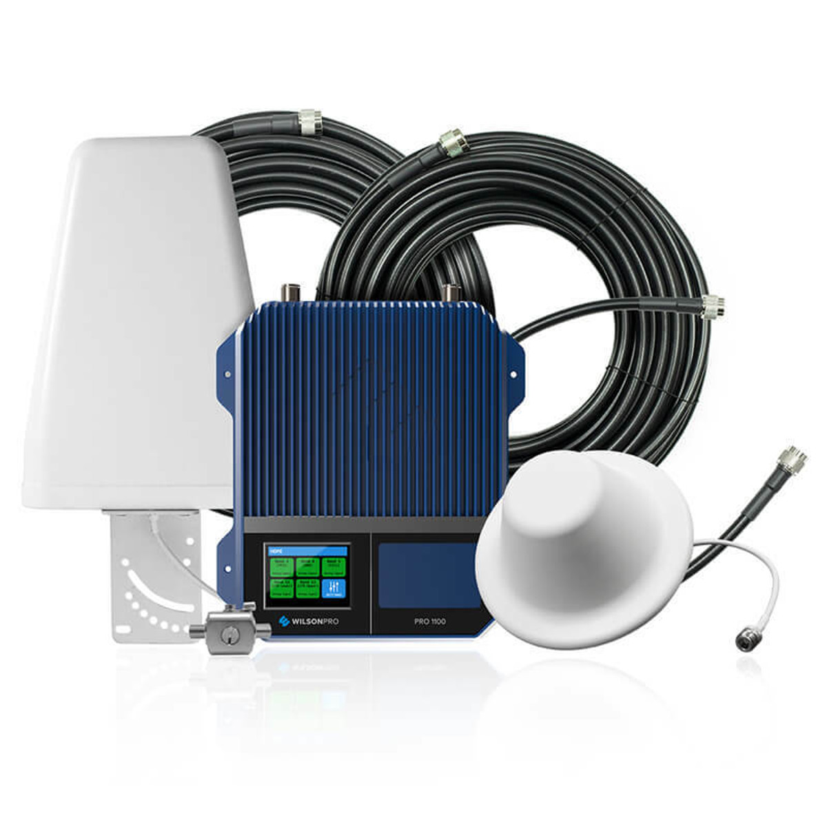 Wilson Pro Wilson Pro 1100 75 Ohm Commercial Signal Booster Kit or 461147