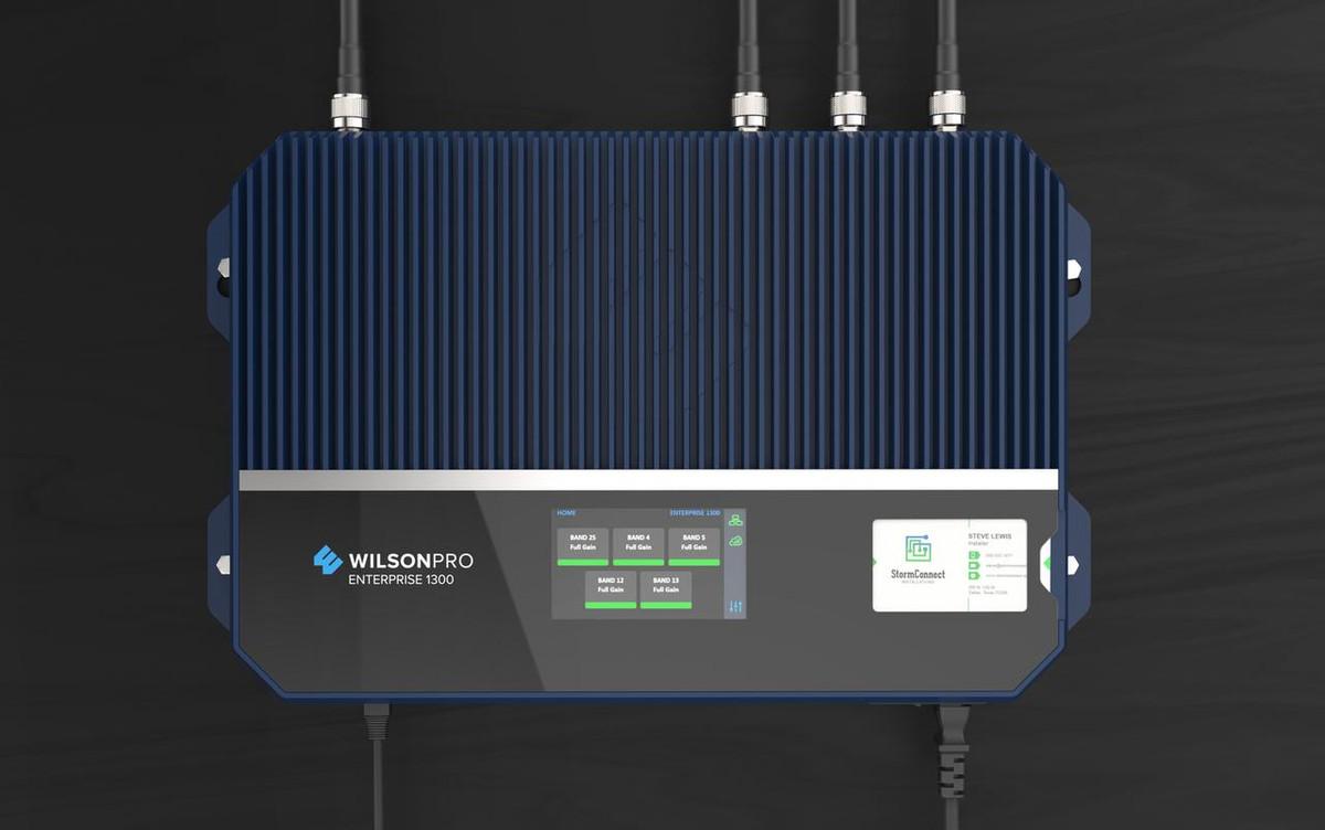 Wilson Pro WilsonPro Enterprise 1300 Commercial Signal Booster Kit or 460149