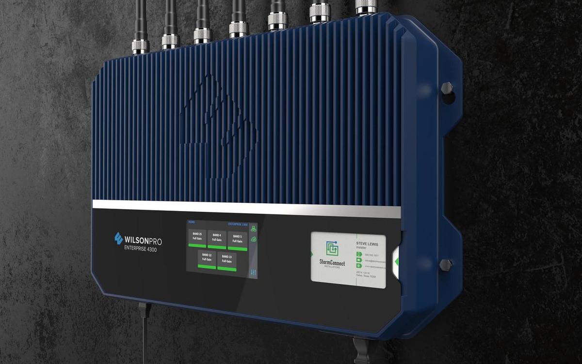 Wilson Pro WilsonPro Enterprise 4300 Commercial Signal Booster Kit