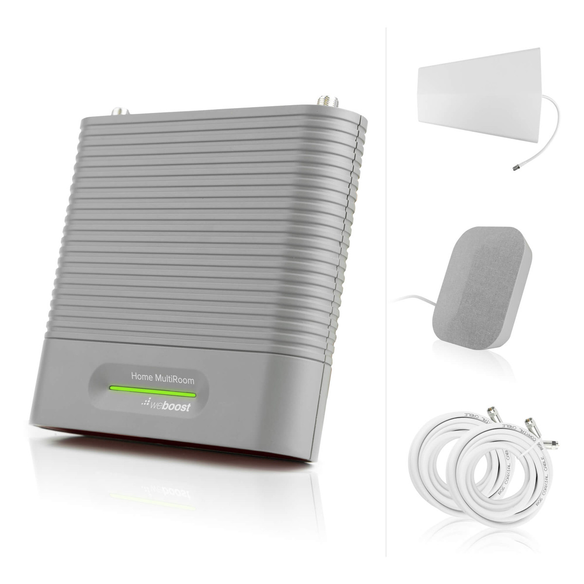 weBoost Home MultiRoom Cell Phone Signal Booster Kit