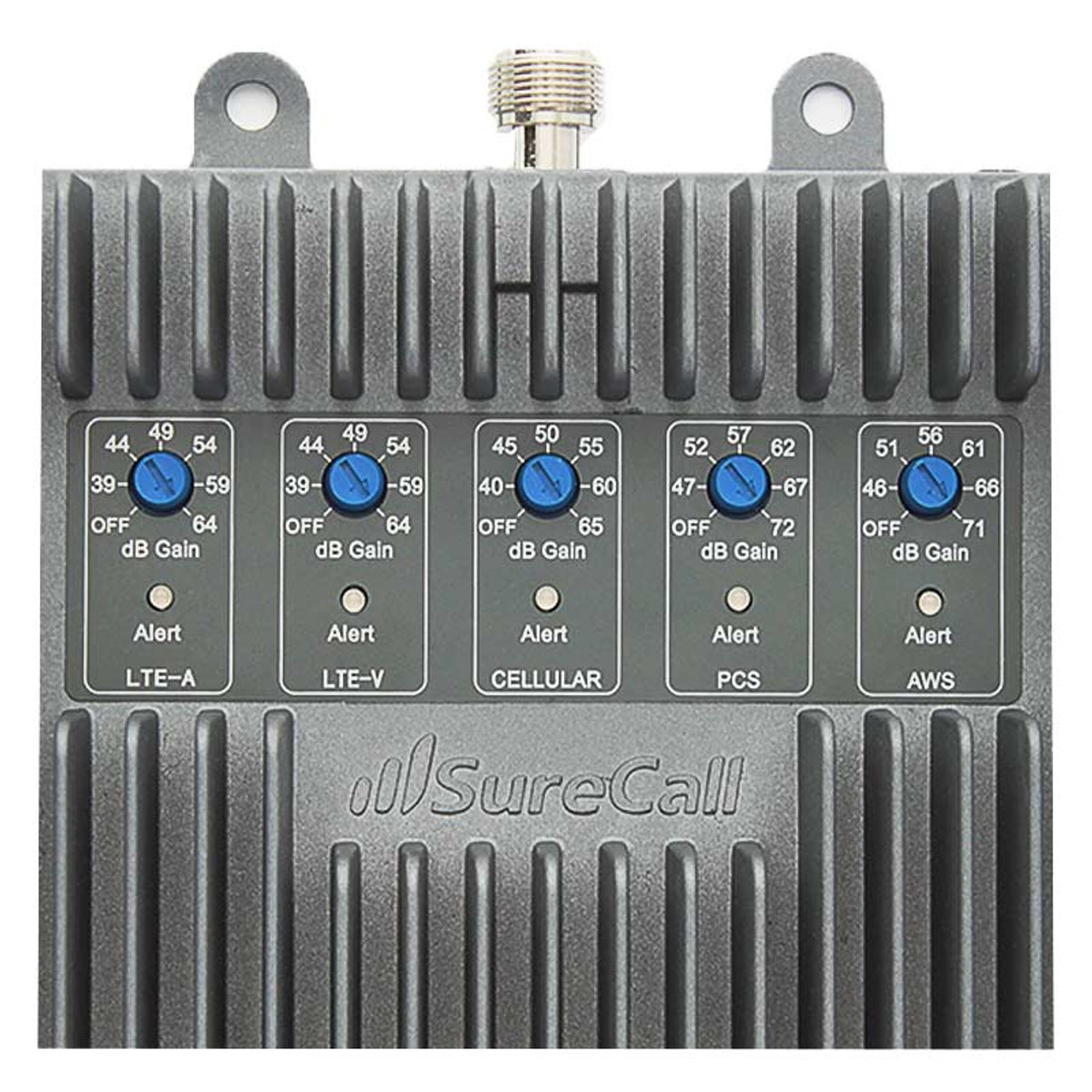 SureCall Fusion5S Signal Booster Amplifier Close Up