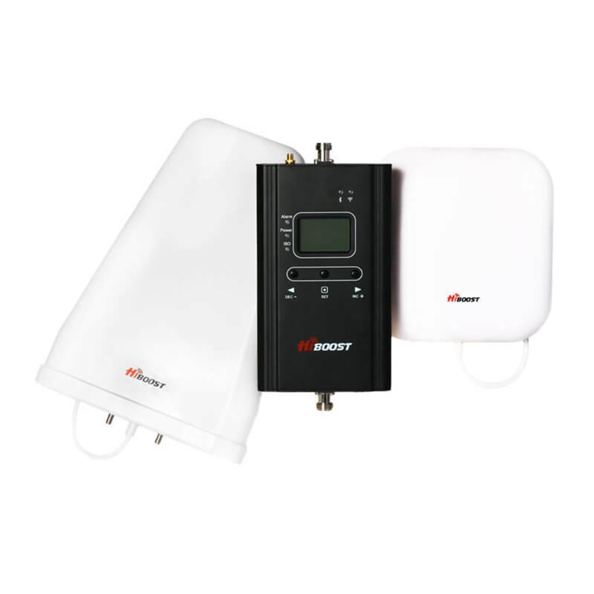 HiBoost HiBoost Home 4K Smart Link Signal Booster Kit, Refurbished
