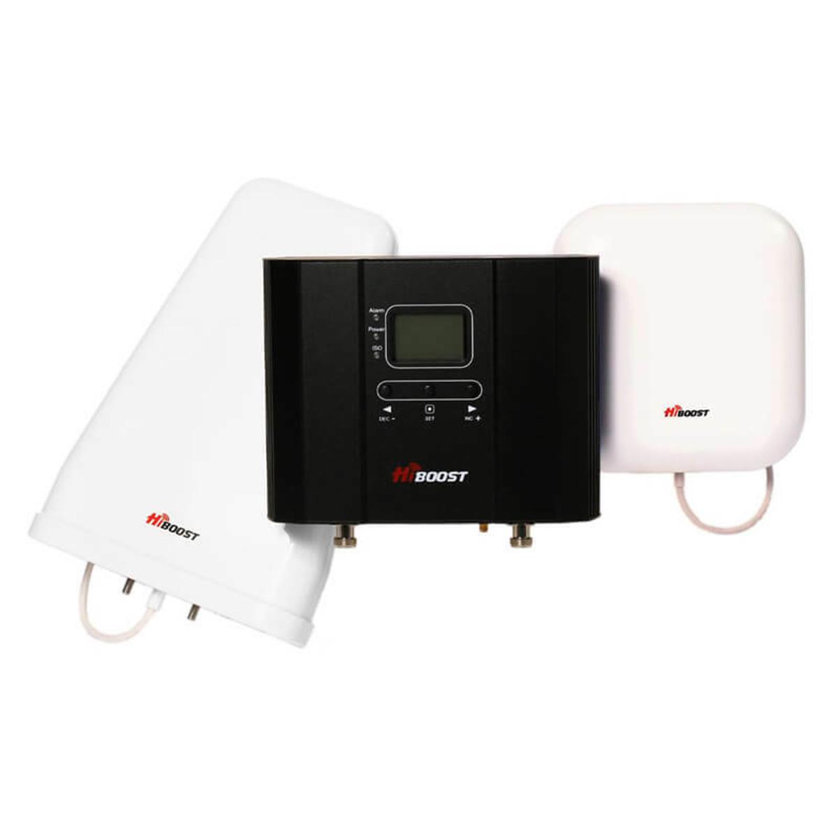 HiBoost HiBoost Home 10K Smart Link Signal Booster Kit, Refurbished