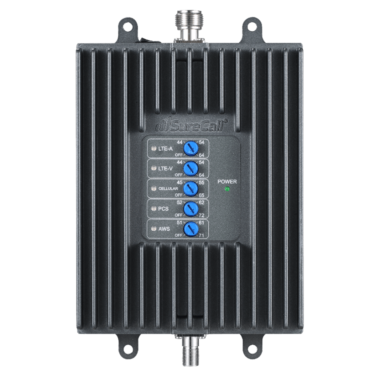 SureCall Fusion4Home Signal Booster Amplifier Front