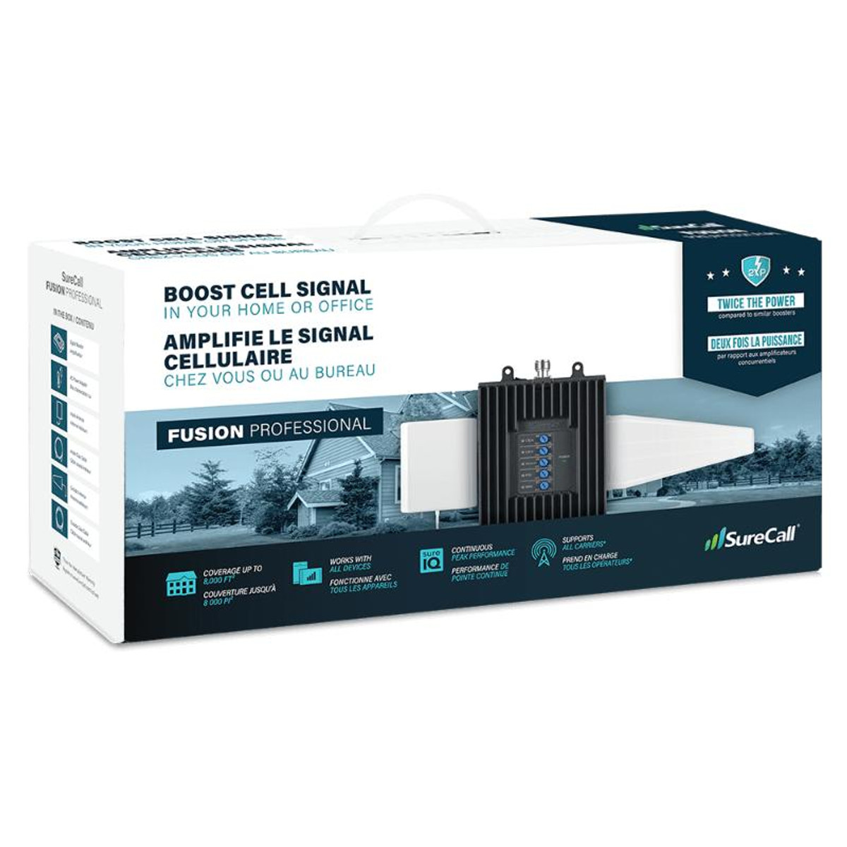 SureCall SureCall Fusion Professional Signal Booster Kit