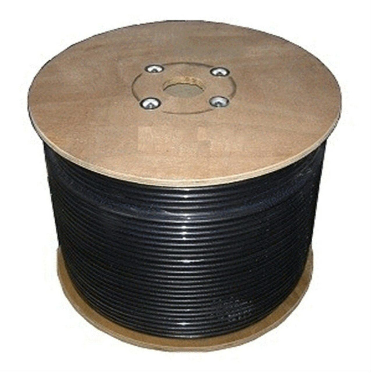 Bolton Tech Bolton 240 Black Color Low Loss Cable No Connectors or Priced Per Foot Equivalent to LMR240