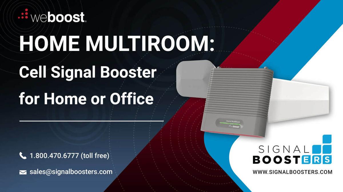 weBoost weBoost Home MultiRoom Signal Booster Kit - 470144