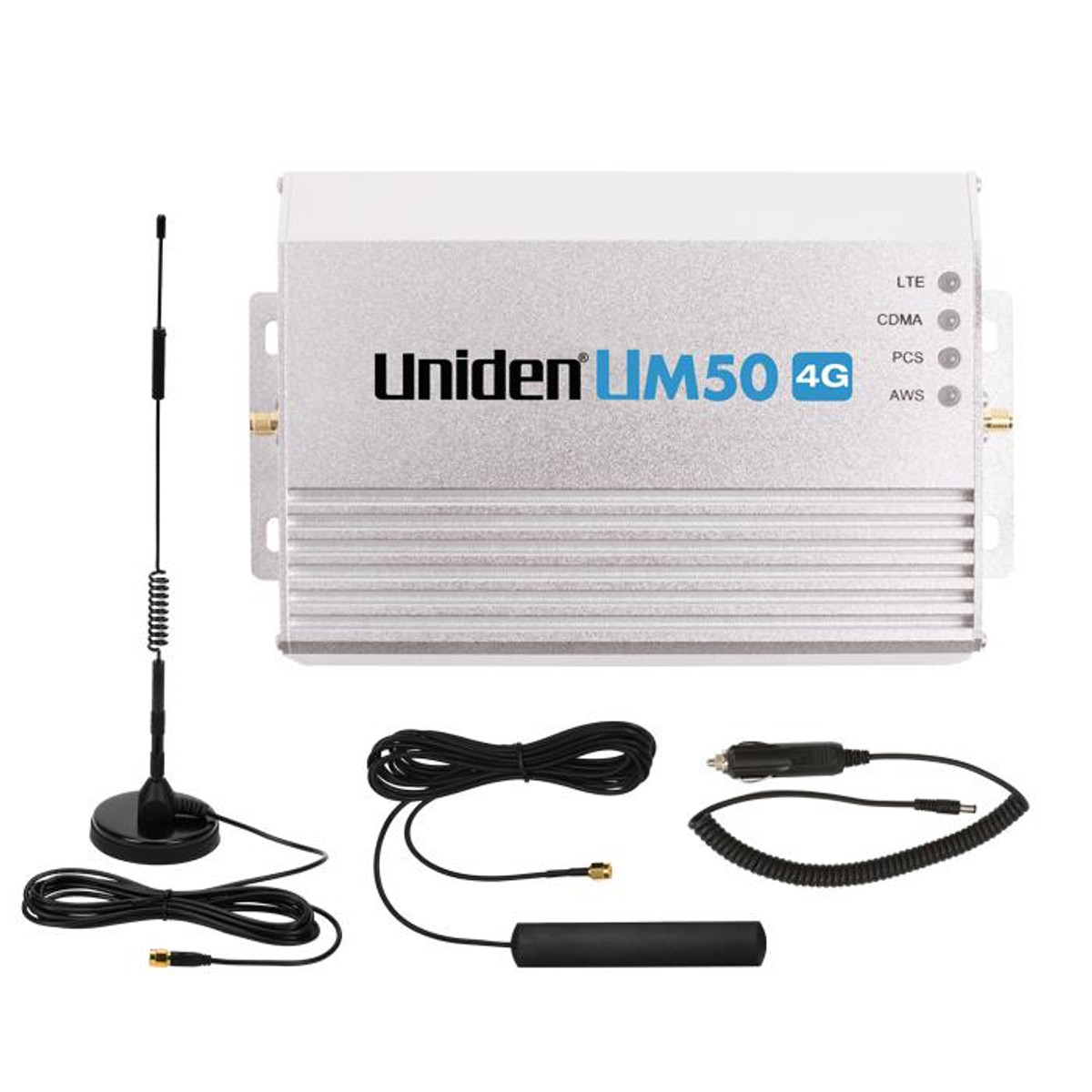 Uniden Uniden UM50 Vehicle Cellular Signal Booster Kit