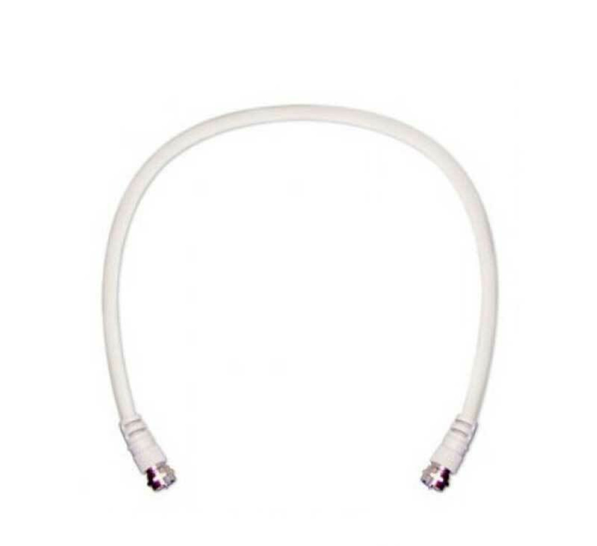 Wilson Electronics weBoost Wilson 950602 RG6 F-Male to F-Male or 2 ft White Cable