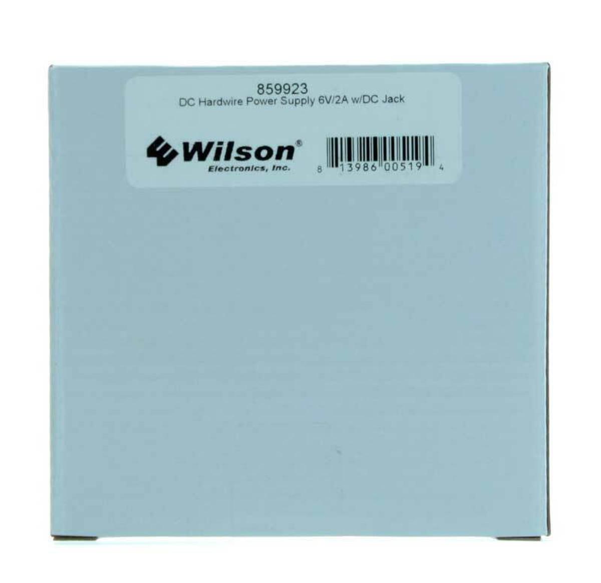 Wilson Electronics weBoost Wilson 859923 6V DC Vehicle Hardwire Power Supply